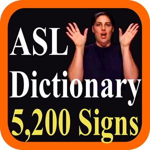 Icon for ASL Dictionary