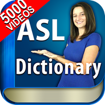 ASL Sign Language Dictionary HD American Sign Language